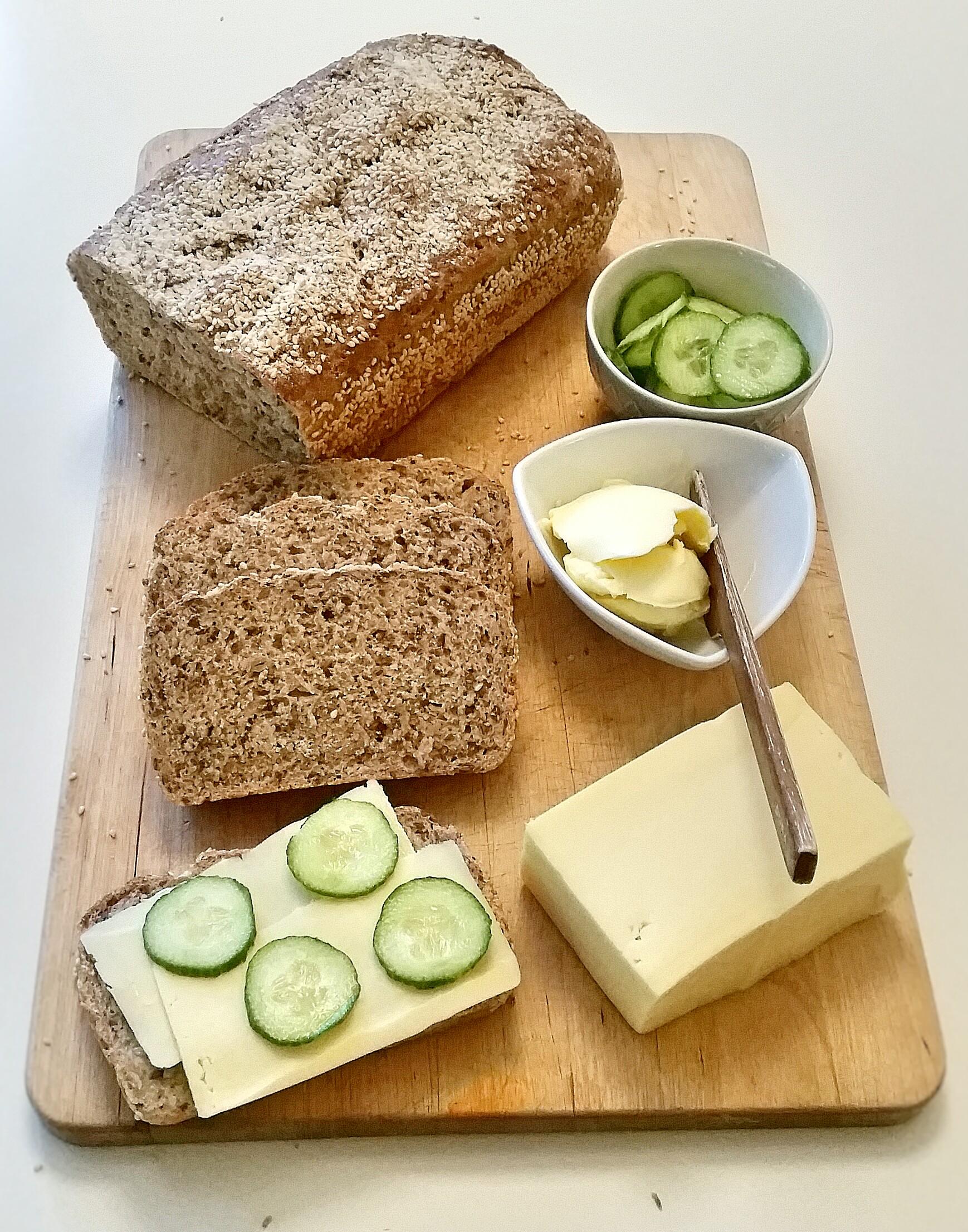 mättande dag bröd