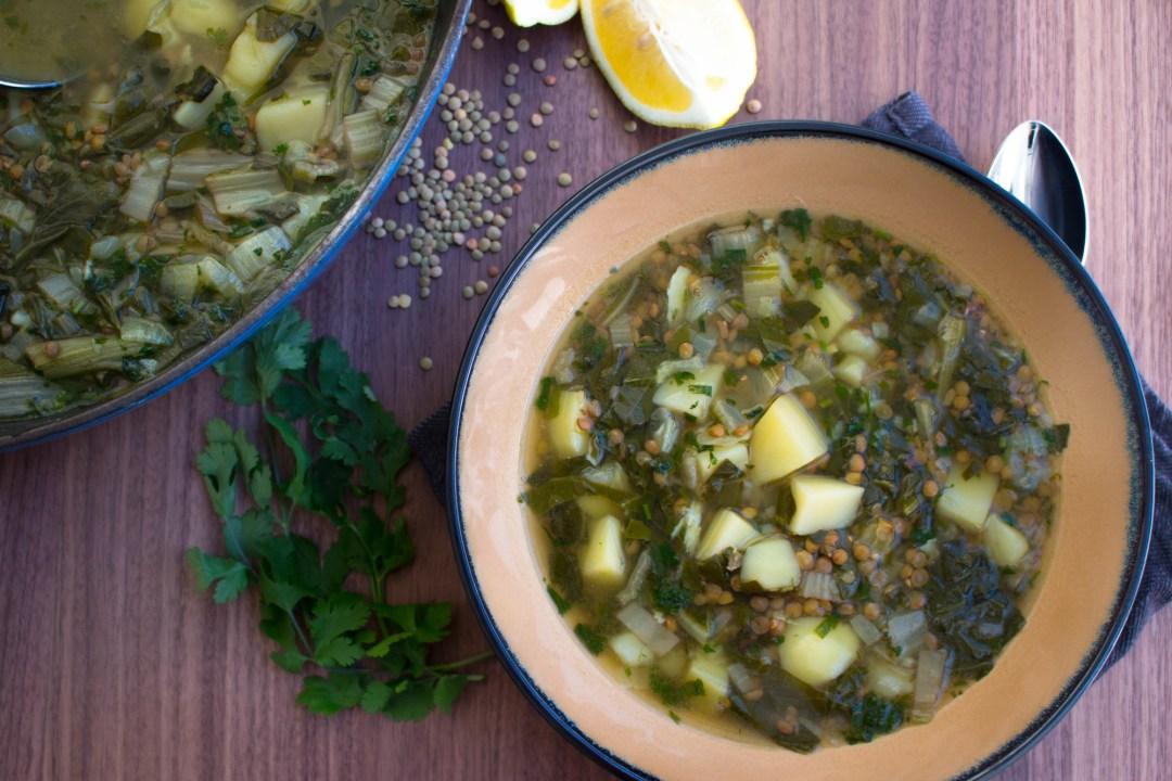 Mangoldsoppa