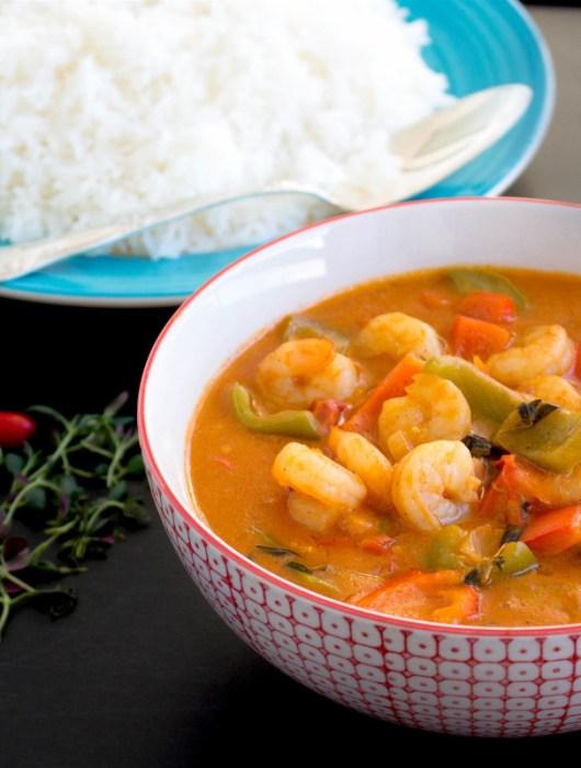 Jamaicansk curry