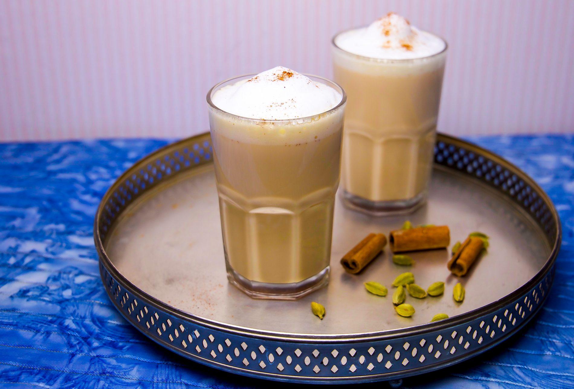 göra chai latte hemma