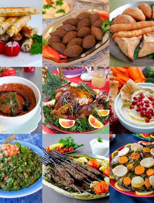 arabisk mat recept