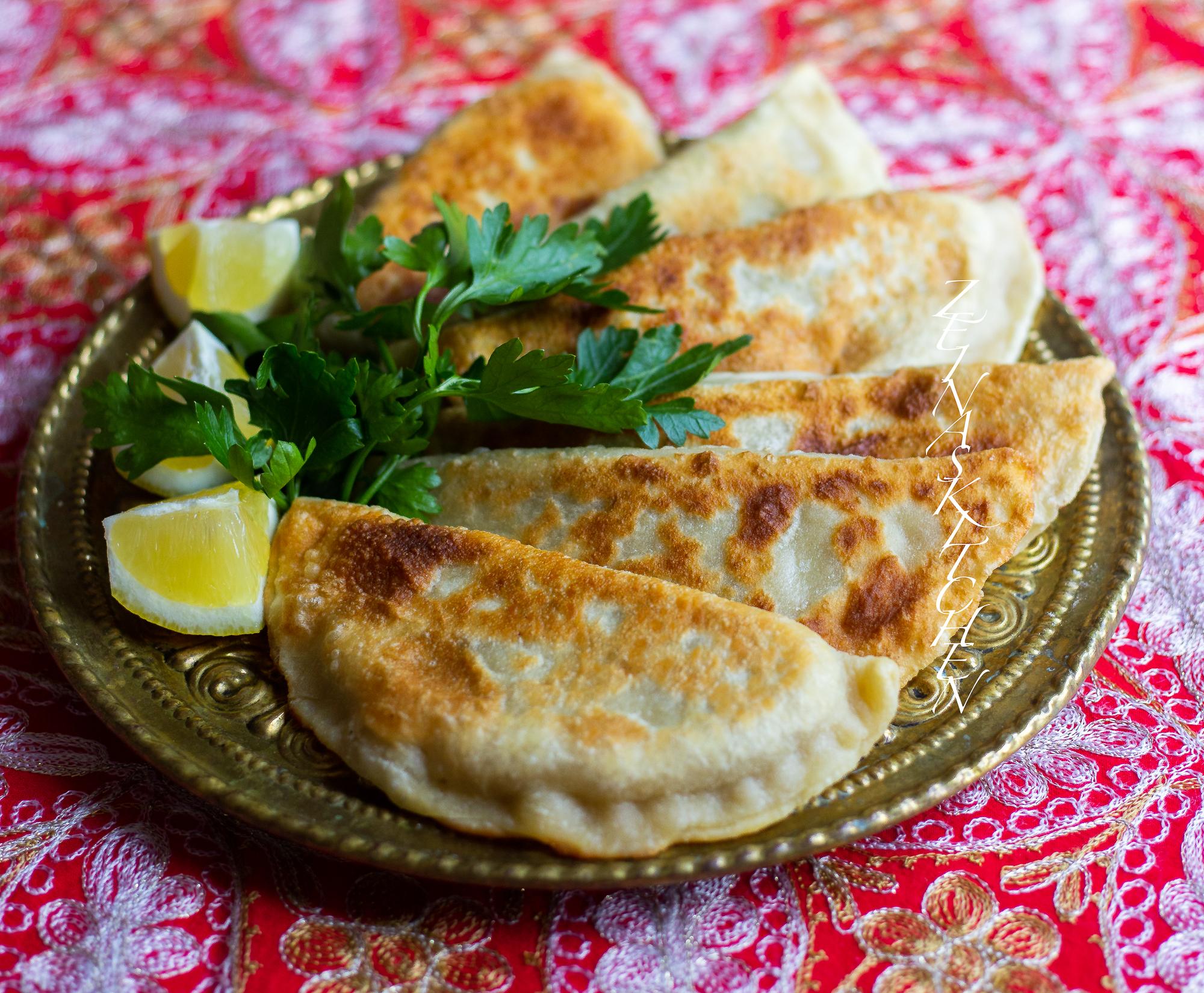 syrianska piroger recept