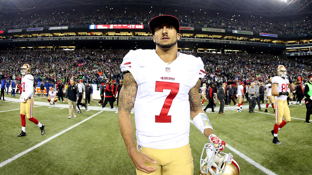 Will 2014 be Colin Kaepernick's break ...