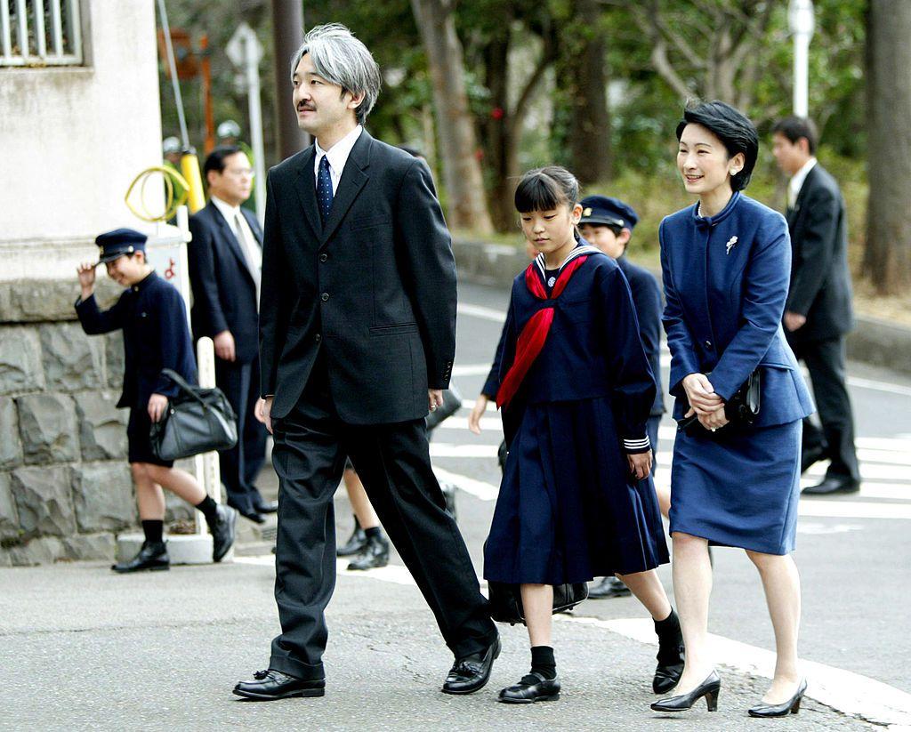 盤點日本皇室三大公主!除了愛子你也應該認識的兩位日本公主 - Yahoo奇摩時尚美妝