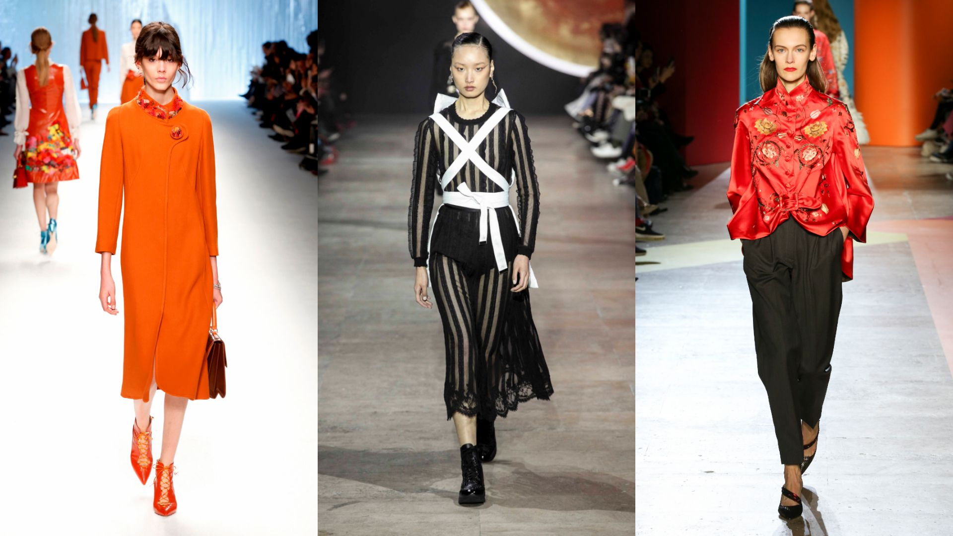 巴黎時裝周上最燦爛的華夏風光!10件關於夏姿你不知道的事 - Yahoo奇摩時尚美妝