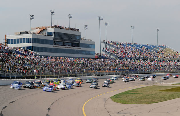 NASCAR purchases Iowa Speedway