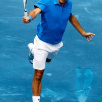 A win by Federer is tomorrow's final will vault him into the #2 position.