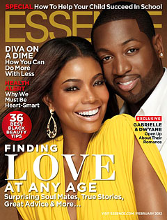 """Dwayne Wade """"Not Rushing"""" Marriage With Gabrielle Union"""