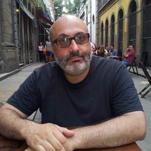 Edgardo Castro, especialista en Foucault (Siglo XXI)
