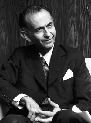 Con el ex ministro de Economía de la dictadura José Alfredo Martínez de Hoz mantuvo una cercana amistad (Télam)