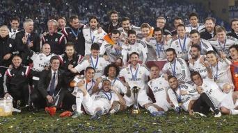 El Real Madrid, rey del mundo