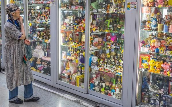 宅男腐女又怎樣!到東京二手玩具店尋找夢寐以求的動漫公仔 - Yahoo奇摩旅遊
