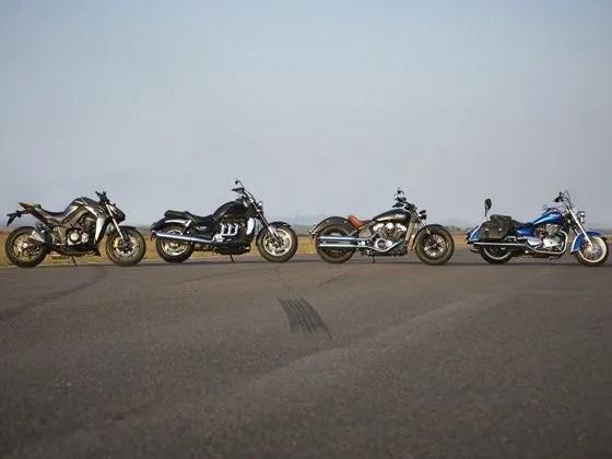 2014 ET ZigWheels Awards Jury Round Import Bike of the Year