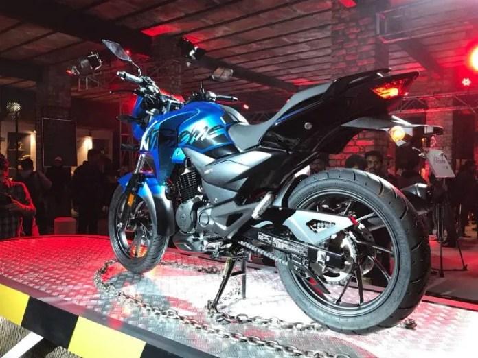 Hero Xtreme 200R Unveiled