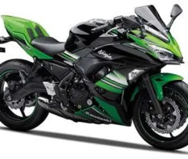 Kawasaki Ninja 650 Specifications