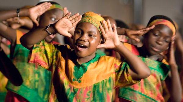 African Children's Choir performs in Hamilton July 15 ...