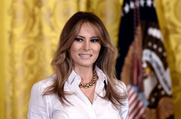 Melania Trump loves being a mom; as first lady, will she ...