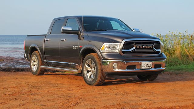 Ram 1500 EcoDiesel 2015 focuses on economy