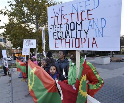 Oromo rally