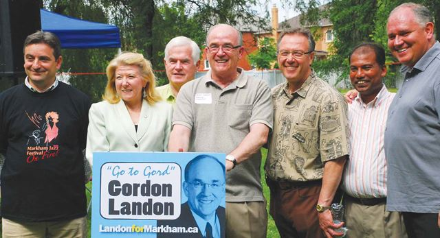 UPDATED Landon Wont Seek Re Election To Markham Council
