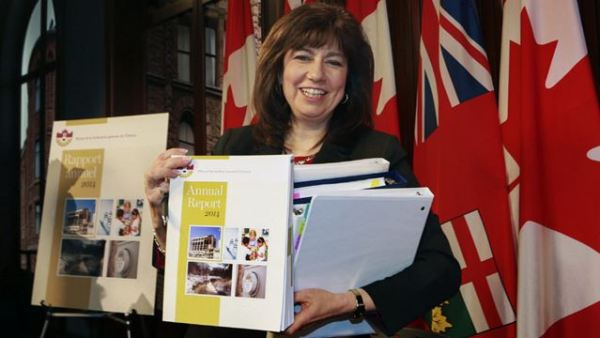 Liberal minister says auditor general 'blowing smoke' in ...