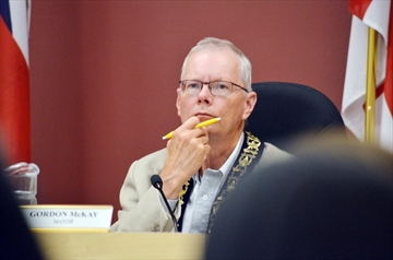 Midland Mayor Gord McKay.