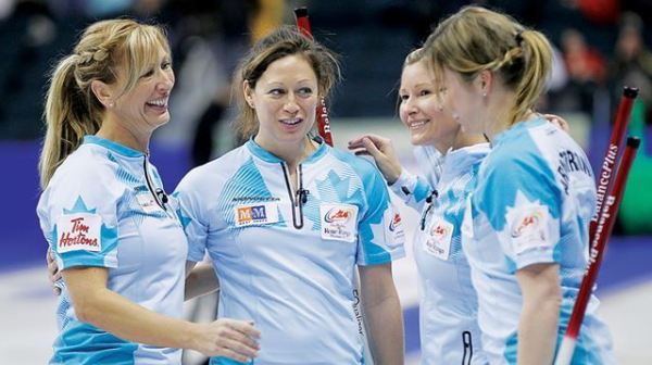 Team Middaugh among Ontario Scotties favourites ...