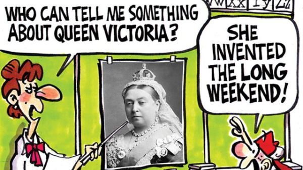 Opinion | Today's Cartoon: Victoria Day weekend ...