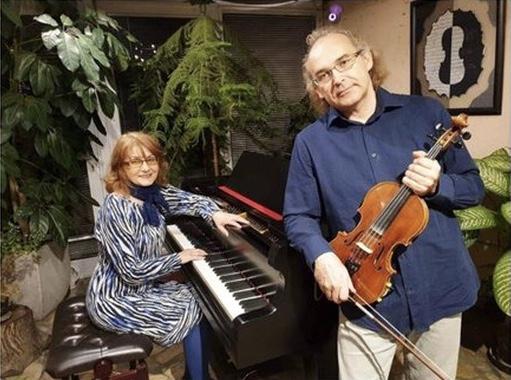 """Kултурни центар Горњи Mилановац – Концерт """"Великани класичне музике за виолину и клавир"""""""
