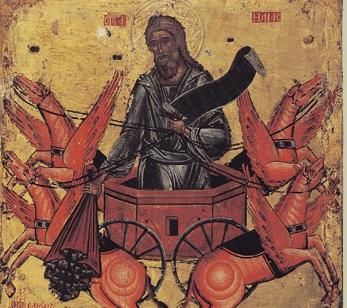 Данас је Свети пророк Илија – Илиндан