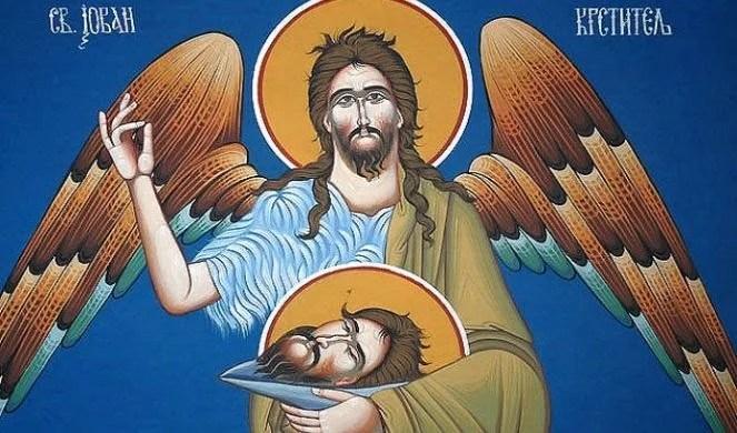 """Данас је празник """"Усековање"""" главе сватог Јована крститеља"""
