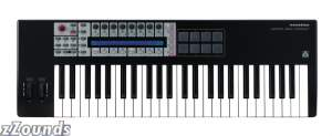 Novation Remote 49SL 49-Key Compact USB Keyboard Controller