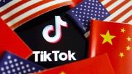 Tiktok ist bei Jugendlichen beliebt, in der Weltpolitik aber umstritten.