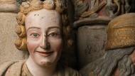 Eine App stellt den Portikus der Kathedrale von Santiago de Compostela vor