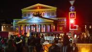 Das Moskauer Bolschoi Theater