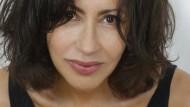 Sie weiß am besten, wie auf einer Bühne mit sich selbst zu sprechen ist: Yasmina Reza.