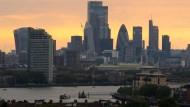 In London lebt es sich für junge Anwälte sehr gut.