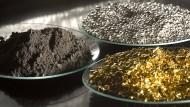 Rhodium im Höhenflug: Das teuerste Edelmetall
