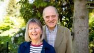 Seit über 40 Jahren glücklich verheiratet: Edith und Waldemar Wolf bereuen nichts.