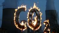 Teure Zukunft: Die Kosten für die CO2-Neutralität könnten sich auf fünf Billionen Euro belaufen.