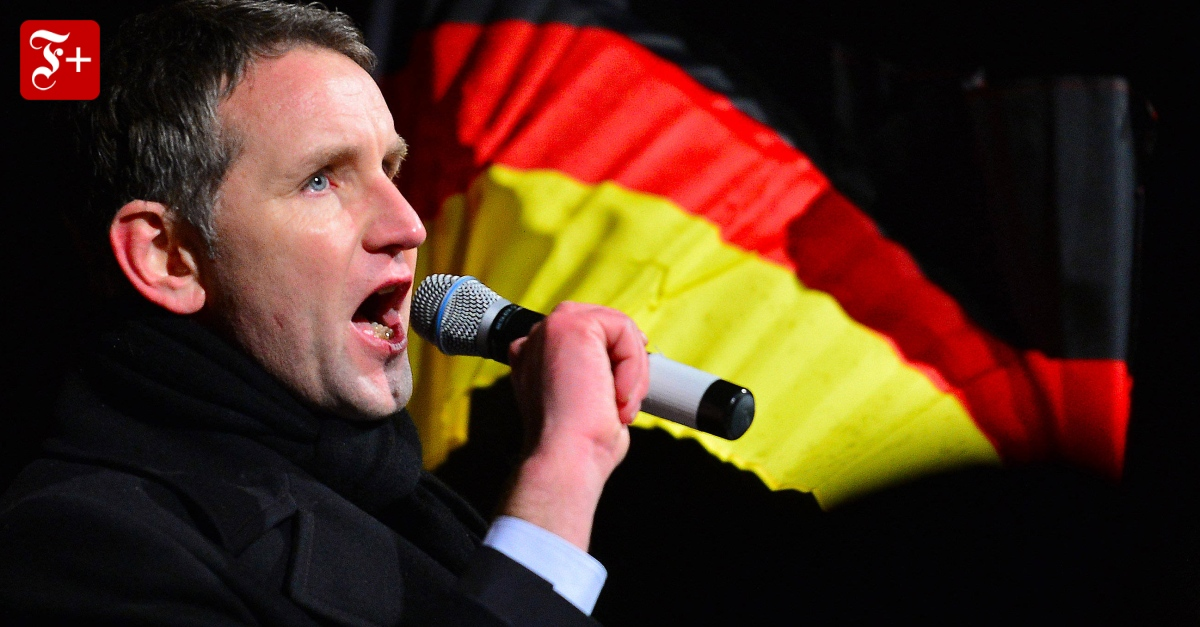 How the AfD fueled right-wing hatred rhetorically