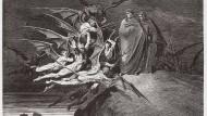 Dantes Göttliche Komödie gilt als das bedeutendste Werk des Dichters.