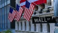 Amerikanischer Leitindex: Dow-Jones-Index erstmals über 30.000 Punkten