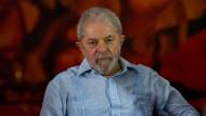 Der brasilianische Ex-Präsident Lula da Silva