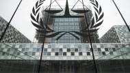 Zuständig oder nicht? Das Gebäude des Internationalen Strafgerichtshofs in Den Haag