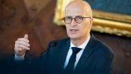 Vor kurzem wiedergewählt: Hamburgs Erster Bürgermeister Peter Tschentscher (SPD)