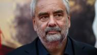 Regisseur Luc Besson im September 2018 bei der Eröffnung des französischen Themenbereiches im Europa-Park Rust
