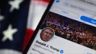 Kommentar zu Trump und Twitter: Soziale Medien dürfen nicht unser Babylon werden