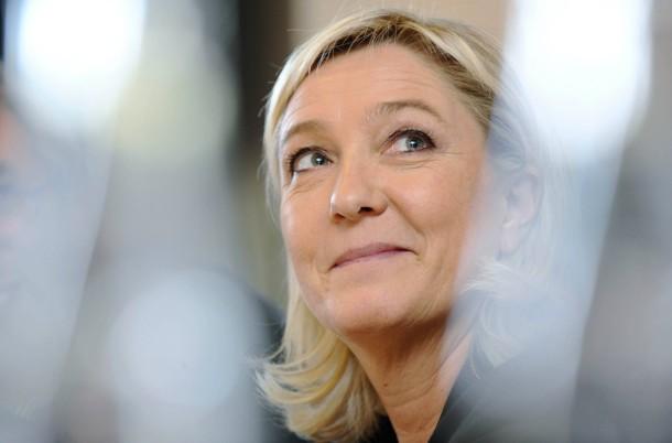 """""""Ich bin nicht aufzuhalten"""": Marine Le Pen"""