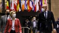 Mitgliedstaaten ermutigen EU-Kommission zu Exportsperren